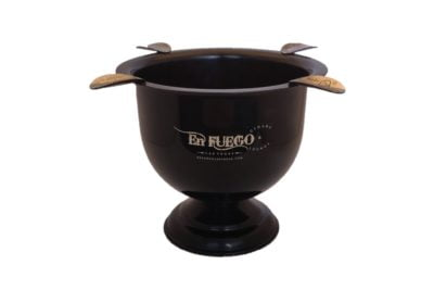 En Fuego Cigars - Cigar Ashtray - Jet Black