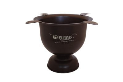 En Fuego Cigars - Cigar Ashtray - Chocolate Brown