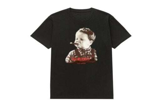 Cigar Boss T-Shirt - Black