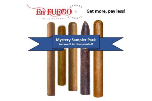 Mystery Mix 5-Cigar Sampler Pack