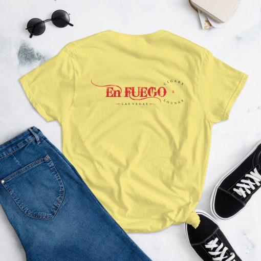 En Fuego Cigars Las Vegas - Women's short sleeve t-shirt 8