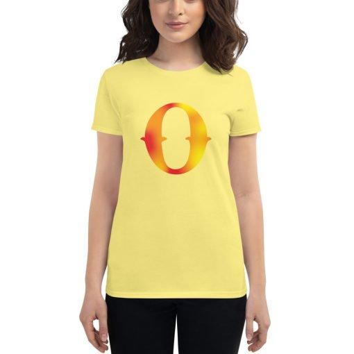 "En Fuego Cigars Las Vegas ""On Fire"" - Women's short sleeve t-shirt 8"