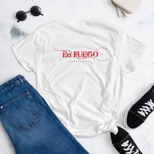 En Fuego Cigars Las Vegas - Women's short sleeve t-shirt 10